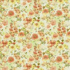 Peach Glow Decorator Fabric by Kasmir