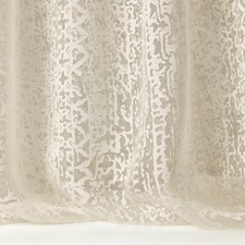 Ivory Modern Decorator Fabric by Kravet