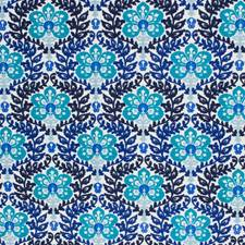 Ocean Decorator Fabric by RM Coco