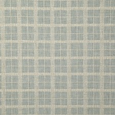 Mist Check Decorator Fabric by Pindler