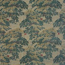 Mansfield Linen-Larkspu Tapestry Decorator Fabric by Lee Jofa