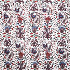 Ruby Contemporary Decorator Fabric by Pindler