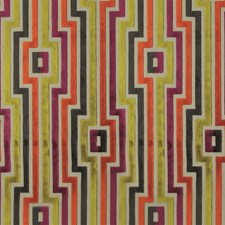 Burgundy/Red/Multi Transitional Decorator Fabric by JF