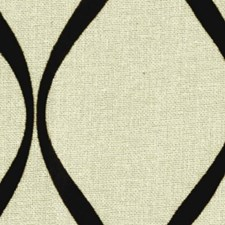 Natural/Chocolate Decorator Fabric by RM Coco