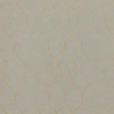 Cream/Gold Decorator Fabric by RM Coco