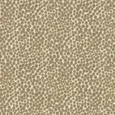 Taupe Dots Decorator Fabric by Baker Lifestyle