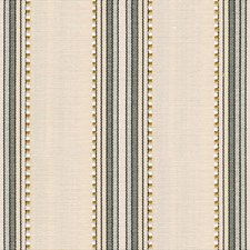Stone/Oatmeal Stripes Decorator Fabric by Baker Lifestyle