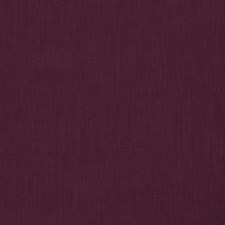 Damson Solids Decorator Fabric by Baker Lifestyle