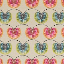 Tutti Frutti Embroidery Decorator Fabric by Baker Lifestyle