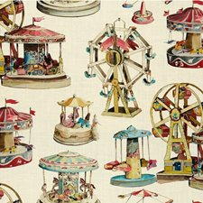 Multi Novelty Decorator Fabric by Kravet