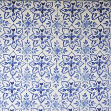 Porcelain Decorator Fabric by Maxwell