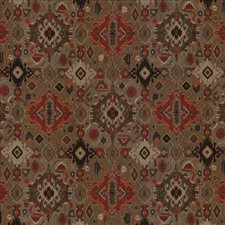 Redstone Decorator Fabric by Kasmir