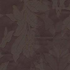 Midnight Aubergine Decorator Fabric by RM Coco
