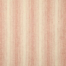 Coral Stripe Decorator Fabric by Pindler