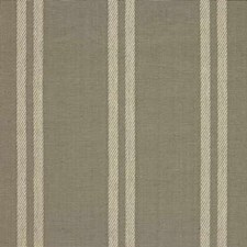 Oatmeal Stripes Decorator Fabric by Baker Lifestyle