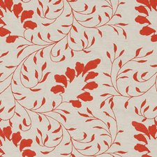 Cherry Embroidery Decorator Fabric by Duralee