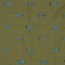 Green Novelty Decorator Fabric by JF