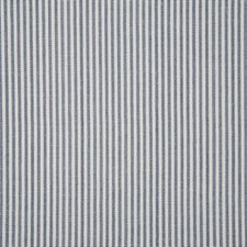 Chambray Stripe Decorator Fabric by Pindler