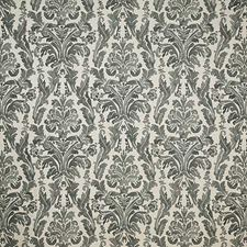 Graphite Traditional Decorator Fabric by Pindler