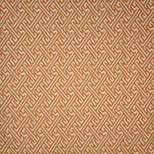Orange Decorator Fabric by Maxwell