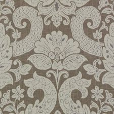 Steel Damask Decorator Fabric by Duralee