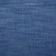 Blue Solid Decorator Fabric by Pindler