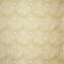 Golden Damask Decorator Fabric by Pindler