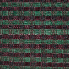 Red/Green/Black Decorator Fabric by Scalamandre