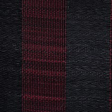 Black/Burgundy Decorator Fabric by Scalamandre