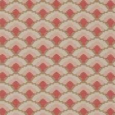 Blossom Flame Stitch Decorator Fabric by Duralee