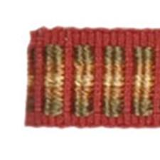 Santa Fe Brick Flate Tape Trim by RM Coco