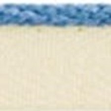 Cord With Lip Perri Blue Trim by Kravet