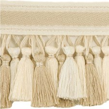 Tassel Fringe Natural Trim by Kravet