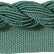 Cord With Lip Aqua Trim by Kravet