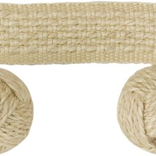 Tassel Fringe Natural Trim by Mulberry Home