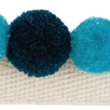 Cord With Lip Aquamarine Trim by Kravet