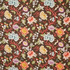 Chestnut Traditional Decorator Fabric by Pindler