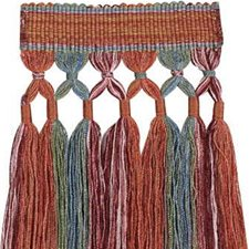 Skirt Fringe Fiest Trim by G P & J Baker