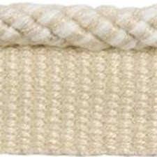 Cord With Lip Ivory/Beige Trim by Groundworks