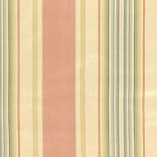 Beige/Rose/Blue Decorator Fabric by Scalamandre
