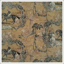 Amber Toile Decorator Fabric by Kravet