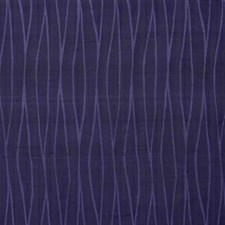 Deep Purple Modern Decorator Fabric by Groundworks