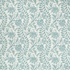 Chambray Botanical Decorator Fabric by Kravet