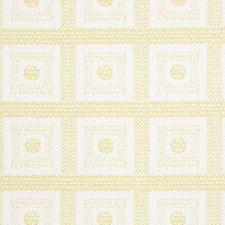 Lemon Drop Decorator Fabric by Scalamandre