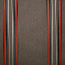 Umber Stripe Decorator Fabric by Pindler