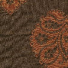 Brown Rust Decorator Fabric by RM Coco