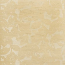 Almond On Flax Floral Wallcovering by Stroheim Wallpaper