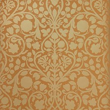 Spice Historic Reproduction Wallcovering by Stroheim Wallpaper