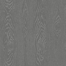 Black and Silver Print Wallcovering by Cole & Son Wallpaper