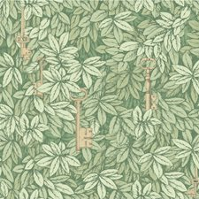 Olive Print Wallcovering by Cole & Son Wallpaper